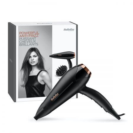 Turbo Shine Sèche cheveux avec diffuseur pour des boucles naturelles - 2200W