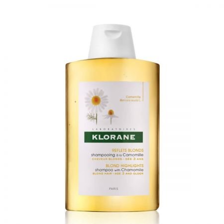 Camomille Shampooing reflets blonds dès 3 ans