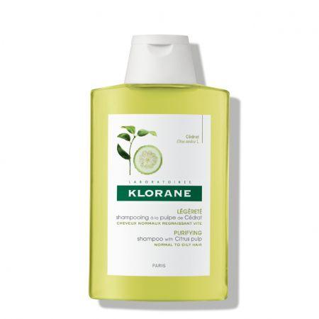 Pulpe De Cédrat Shampooing légèreté cheveux normaux régraissent vite a3282779027472