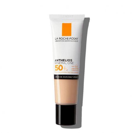 Crème de jour solaire teintée pour peaux sensibles - 30ml