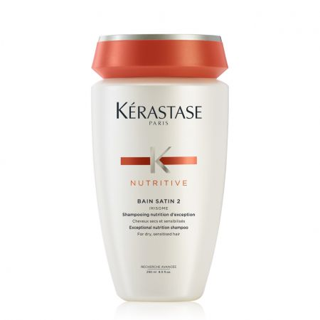 Nutritive Bain Magistral Shampooing nourrissant pour cheveux sévèrement desséchés a3474636382682