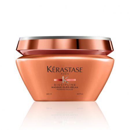 Discipline Masque Oleo Relax Masque anti-volume pour cheveux indisciplinés a3474636800438