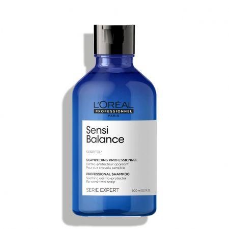Shampooing professionnel dermo-protecteur pour cuir chevelu sensible