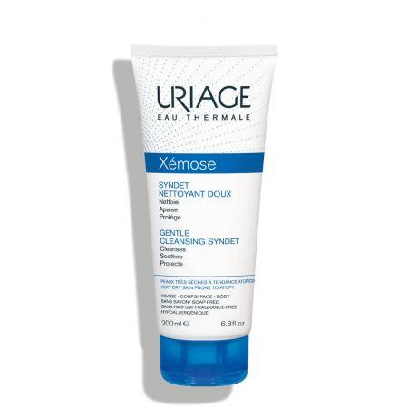 Syndet nettoyant doux pour peaux très sèches à tendance atopique du visage et du corps