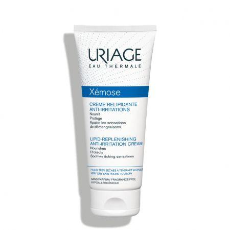 Crème relipidante anti-irritations apaisante pour peaux très sèches à tendance atopique