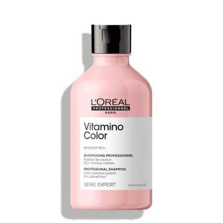 Serie Expert Vitamino Color Shampooing fixateur de couleur pour cheveux colorés