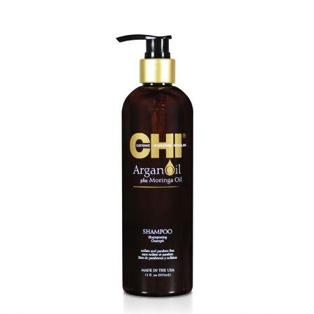 Argan Oil Shampooing pour cheveux secs et abîmés