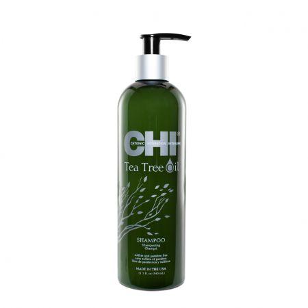 Tea Tree Oil Shampoo Shampooing détox équilibrant a633911762776