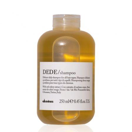 Shampooing doux usage quotidien pour tous types de cheveux