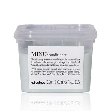 Minu Conditioner Après-shampooing éclat cheveux colorés a8004608253365