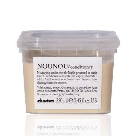 Nounou Condtioner Après-shampooing nourrissant  cheveux traités chimiquement ou cassants a8004608253389