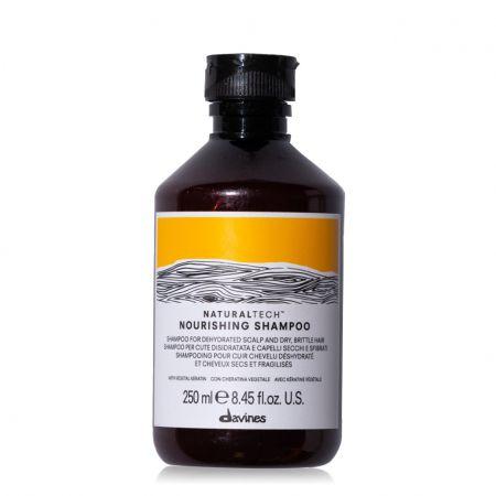 Shampooing hydratant pour cheveux secs et fragilisés