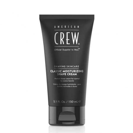 Shaving Skincare Classic Moisturizing Shave Cream Crème de rasage hydratante pour barbes normales à dures - acr892-crh150