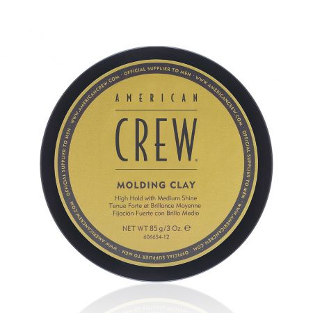 Molding Clay Cire de coiffage fixation forte brillance naturelle -acra82-ccf085