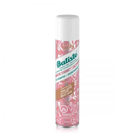 Rose Gold Shampooing sec à la rose délicate btsv21-srd200