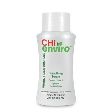 Enviro Smoothing Serum cheveux indisciplinés frisés chin02-srl059