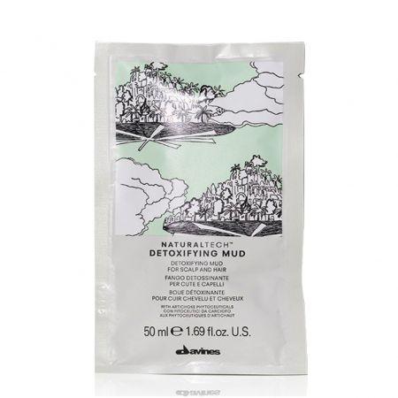 Naturaltech Detoxifying Mud Baume détoxifiant  cheveux  cuir chevelu