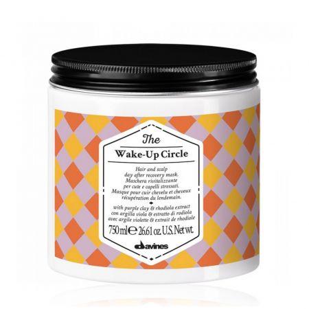 The Wake Up Circle Masque cuir chevelu cheveux récupération lendemain dave59-mcr750