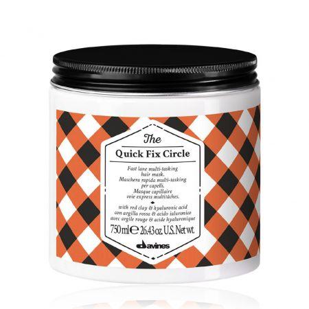 The Quick Fix Circle Masque capillaire voie express multi-taches dave59-mcv750