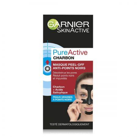 PureActive Charbon Masque Pell-Off Anti-Points Noirs garp08-mpp050
