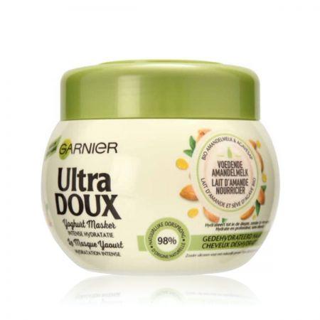 Ultra Doux Masque au Lait d'Amandes pour Cheveux Déshydratés garp09-mlc300