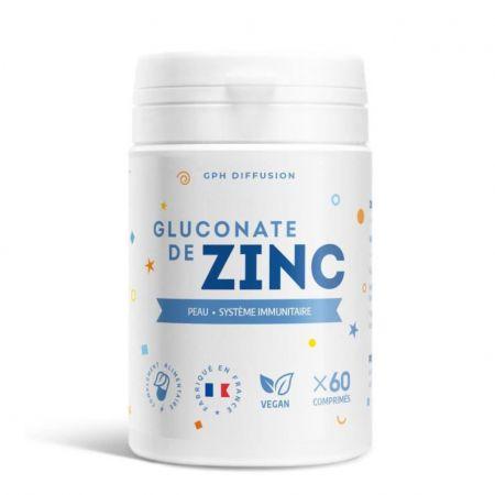 Gluconate De Zinc Complément alimentaire Défenses immunitaires
