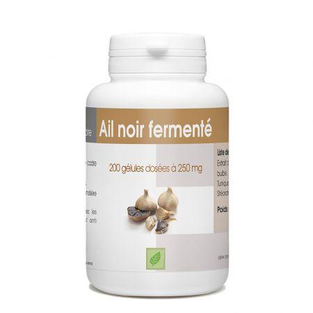 Ail Noir Fermenté Complément alimentaire gph782-plm200