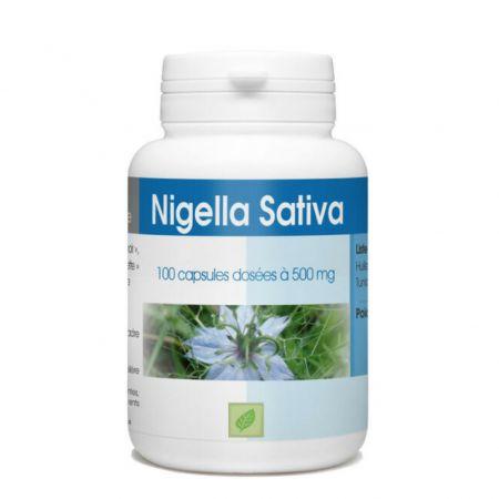 Complément alimentaire Anti-oxydant / Forme et vitalité / Défenses immunitaires - 100 capsules
