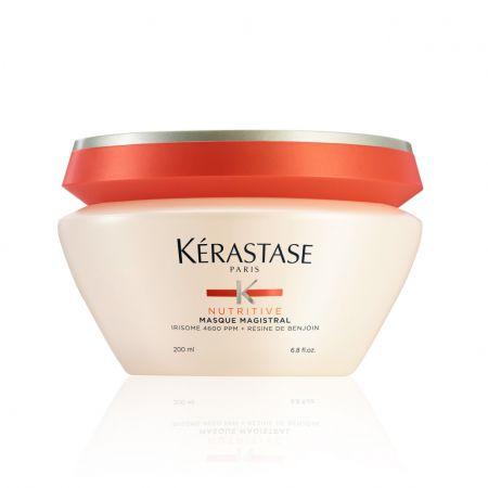 Nutritive Fondant Magistral Masque nourrissant pour cheveux sévèrement desséchés ker559-mns200
