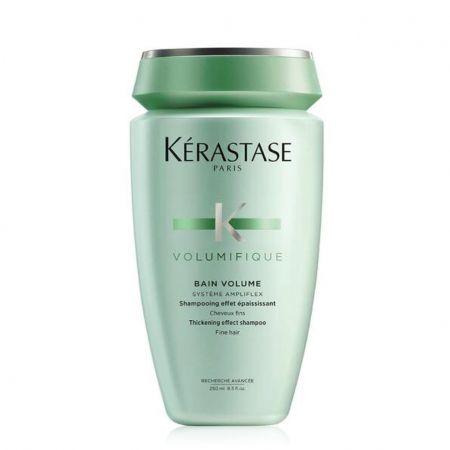 Resistance Bain Volumifique Shampooing effet épaississant pour cheveux fins ker563-see250