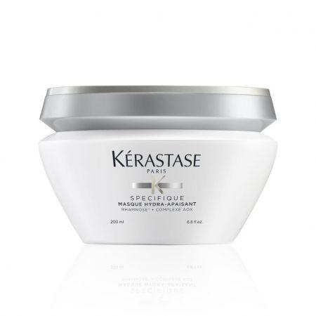 Spécifique Masque Hydra-Apaisant Soin gel-crème restructurant pour cuir chevelu et cheveux - ker565-sgc200