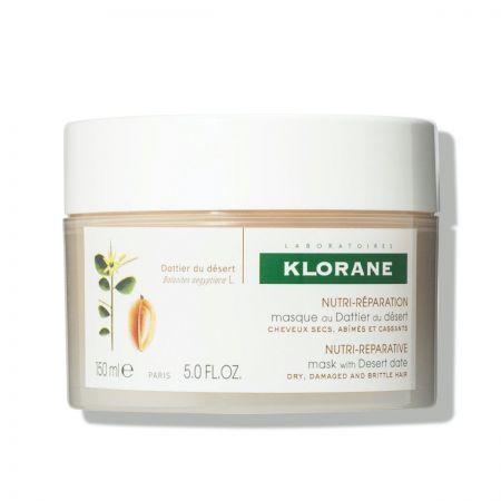 Dattier Du Désert Masque nutri-réparation cheveux secs abîmés cassants klor05-mnr150