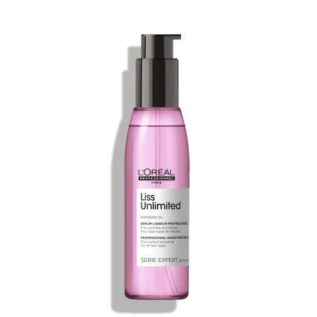 Sérum lisseur professionnel pour tous types de cheveux - 125 ml