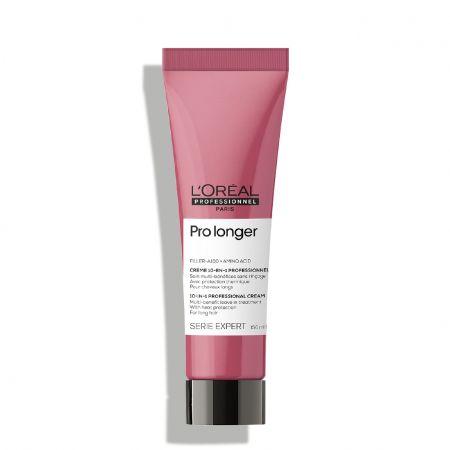 Crème 10-en-1 multi-bénéfices sans rinçage pour cheveux longs - 150 ml