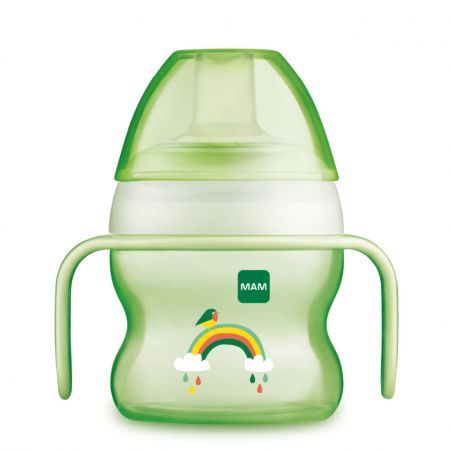 Première tasse pour bébé bec souple 4 mois et plus 150ml