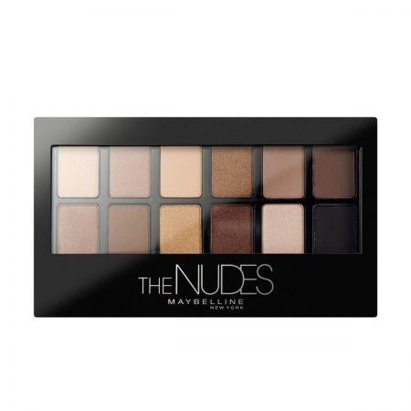 The Nudes Palettes Fards Paupières mayt09-pfpd17