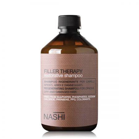 Shampooing renforçateur de fibre capillaire pour cheveux très secs et abîmés - 250ml