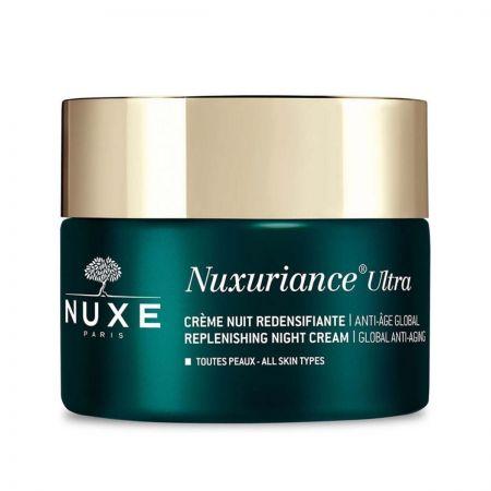 Crème nuit redensifiante anti-âge global pour toutes peaux - 50ml