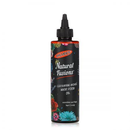 Natural Fusions Hair Food Oil Huiles Nourrissantes cheveux  palm36-hnc175