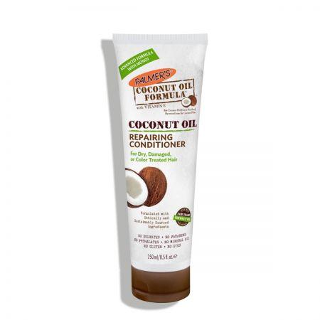 Coconut Oil Formula Repairing Conditioner Après Shampooing palm37-asn400