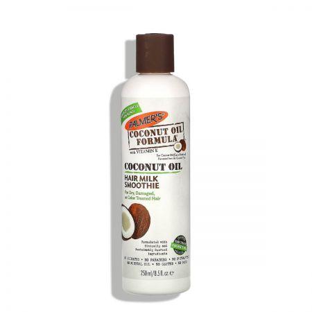 Coconut Oil Formula Hair Milk Smoothie Crème Démêlante  palm37-cdr250