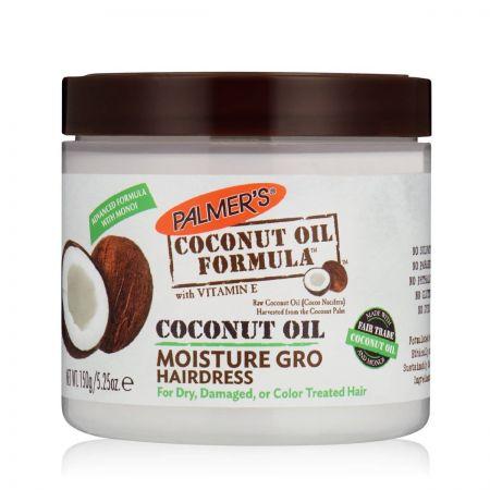 Coconut Oil Formula Moisture Gro Hair Dress Crème Nourrissante  palm37-cnr150