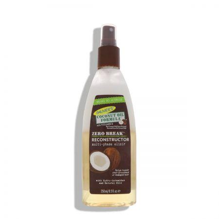 Coconut Oil Formula Zero Break Reconstructor Elixir de Soin palm37-esr250