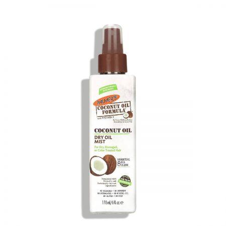 Coconut Oil Formula Dry Oil Mist Huile Sèche palm37-hsn178