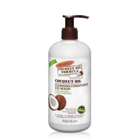 Shampooing démêlant 5-en-1 pour cheveux très secs et abîmés - 473ml