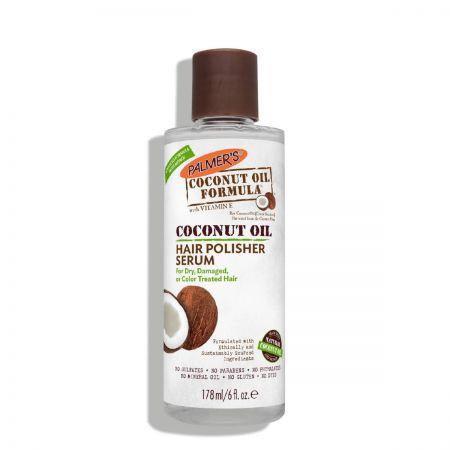 Coconut Oil Formula Hair Polisher Sérum palm37-slc178
