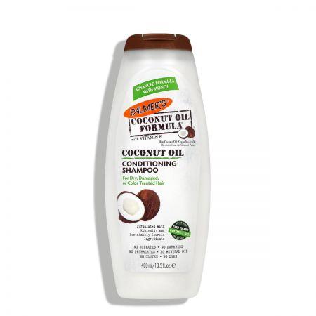 Coconut Oil Formula Conditioning Shampoo Shampooing palm37-snr400