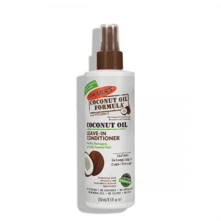 Coconut Oil Formula Leave-In-Conditioner Soin sans rinçage  palm37-src250