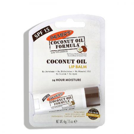 Coconut Oil Formula 24h Moisture Lip Balm Baume à Lèvres  palm38-bld004