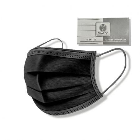 Haute protection, respiration confortable - 10 unités